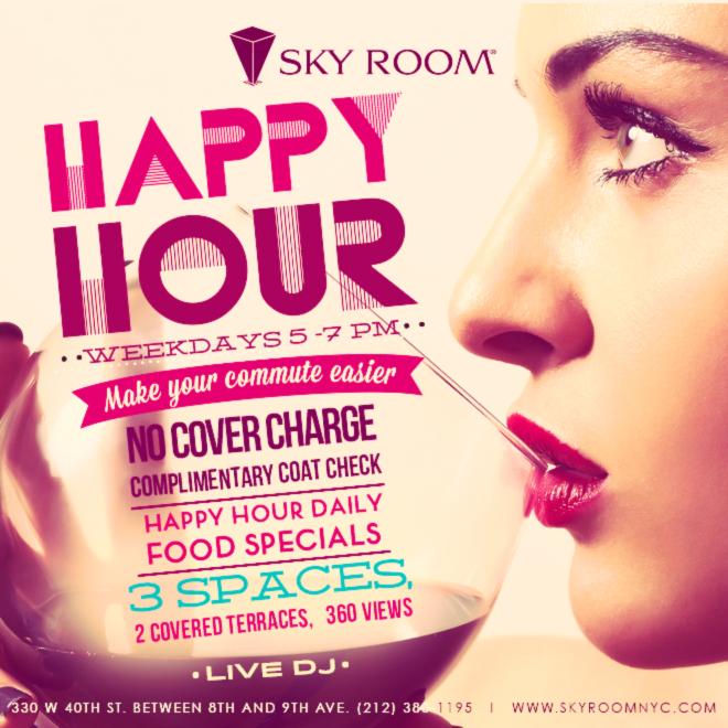 Sky Room Live Part - 25: Upcoming Events At Sky Room ®